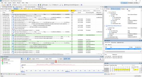 Ellisys - Bluetooth Vanguard - Advanced Bluetooth Analysis System