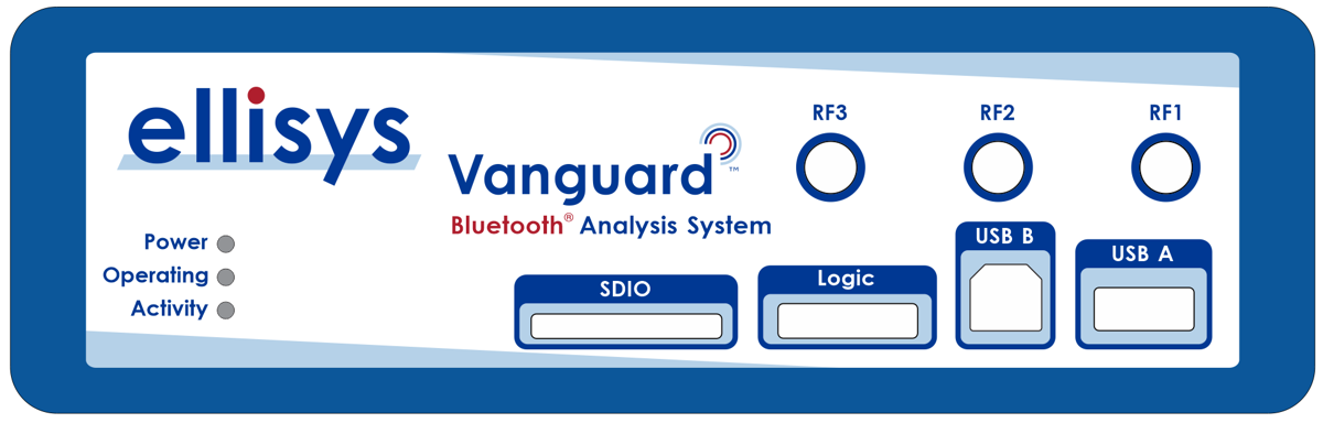 Ellisys - Bluetooth Vanguard - Technical Specifications