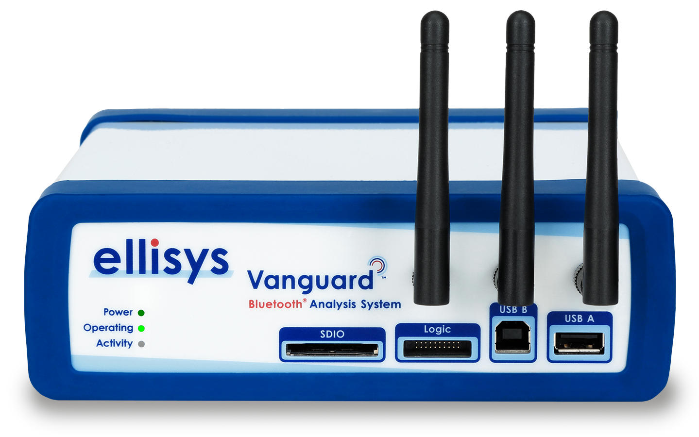 Ellisys - Bluetooth Vanguard - Advanced Bluetooth Analysis